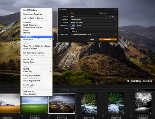 Capture One Pro 8.1